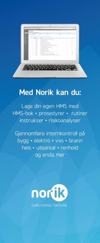 HMS og internkontrollsystem for virksomheter